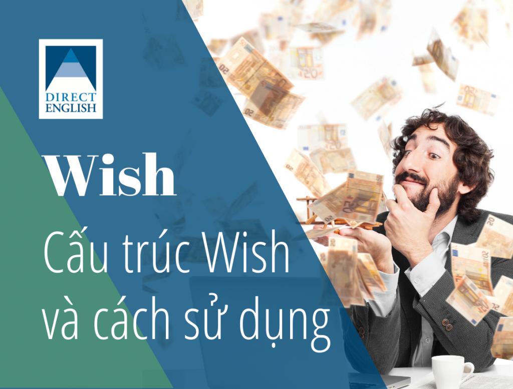 cấu trúc wish và cách sử dụng