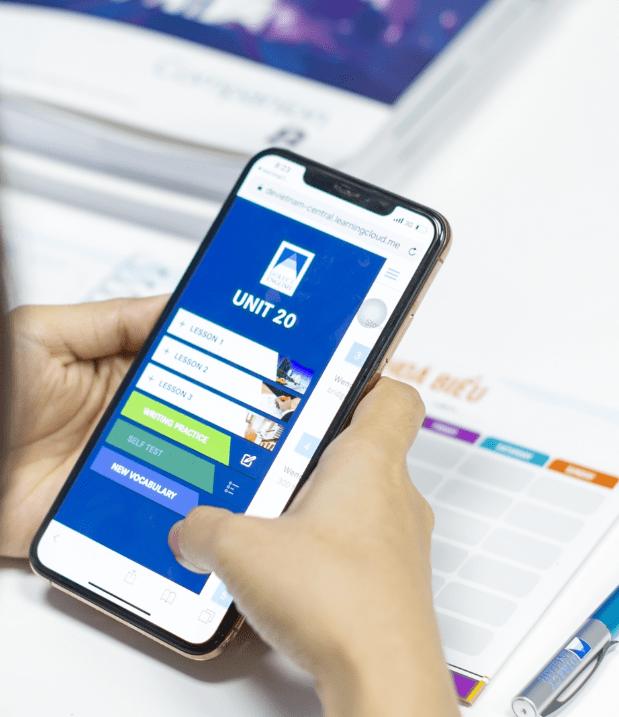App học tiếng Anh Direct English Saigon