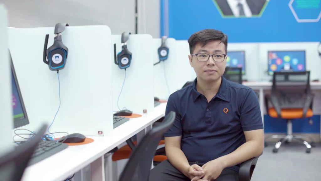 Direct English review - học viên Phạm Phú Quý