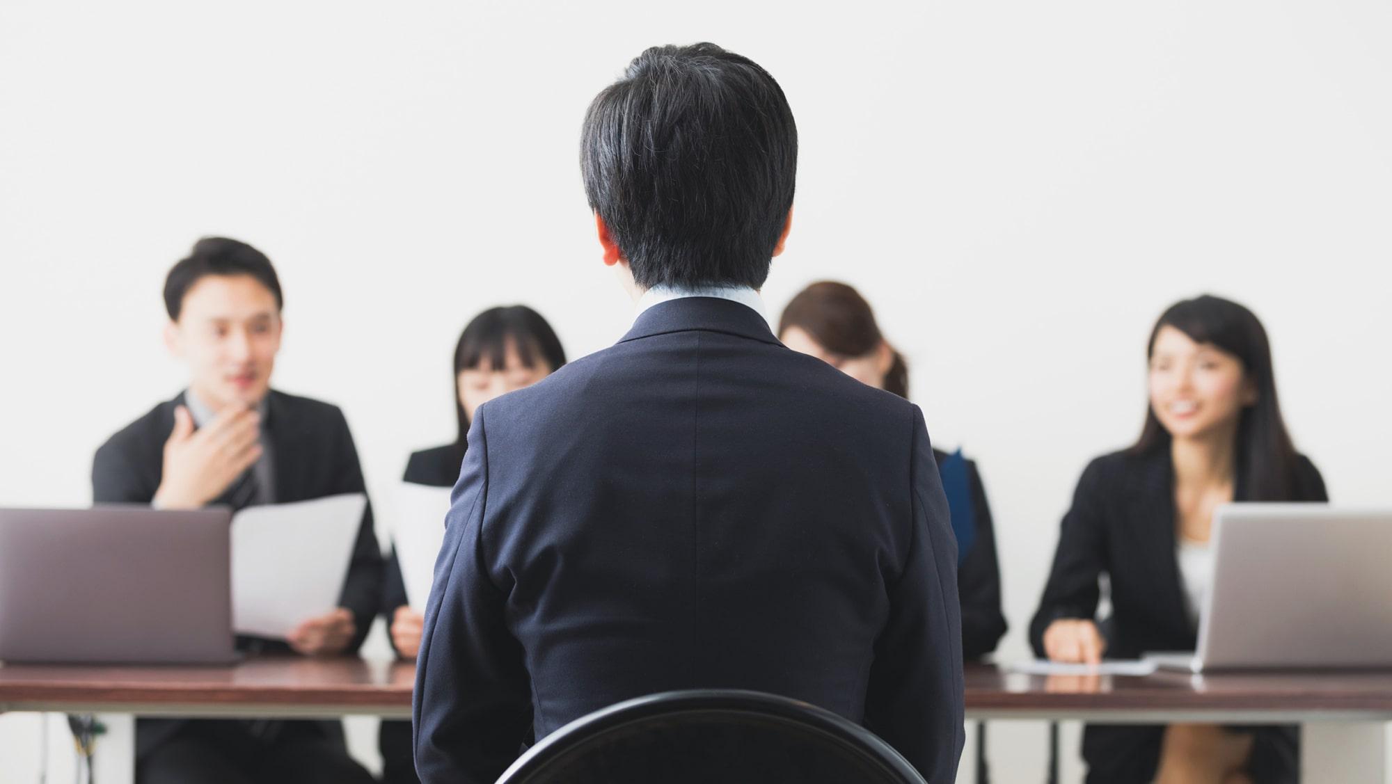 english test Job interview